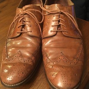 Cole Haan grand os wingtip 11w